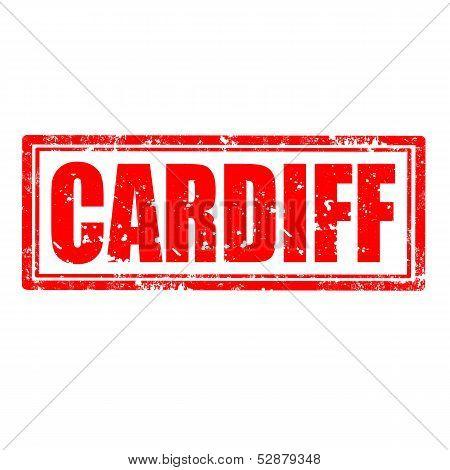 Cardiff-stamp
