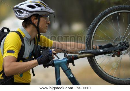 Bike Setting Up