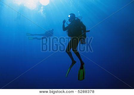 Decompressing After Dive