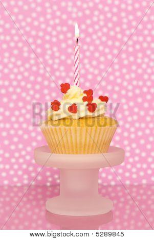 Hearts Desire Cupcake
