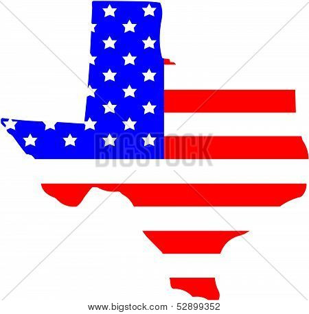 American State of Texas