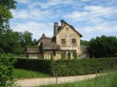 Marie Antoinette's Cottage In Versailles