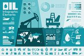 pic of fuel pump  - Oil Industry Infographic Elements - JPG
