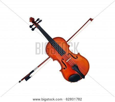 Violon With Fiddlestick