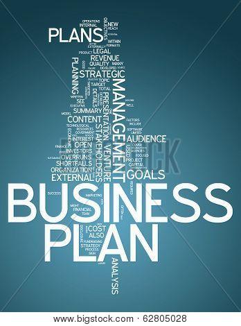Word Cloud Business Plan