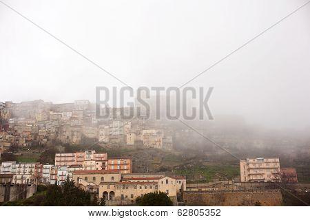 Fog In Troina