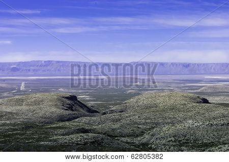 Scenic View Of A Farmland