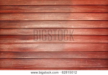 Wall Of Old Wood