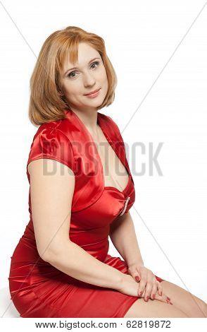 Beautiful Woman Portrait