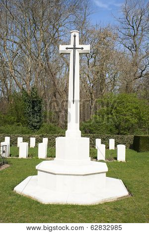 Cross Of Sacrifice World War 1 Cemetery