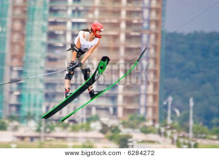 2009 Putrajaya Waterski World Cup – Women Jump