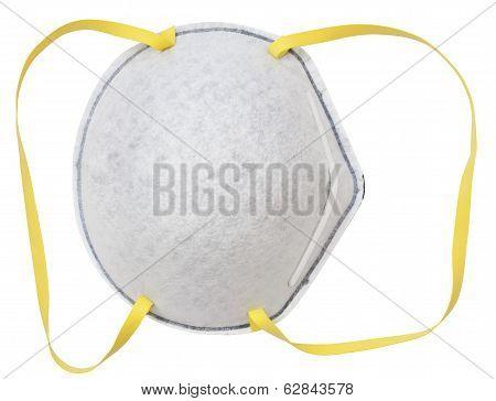 White building respirator