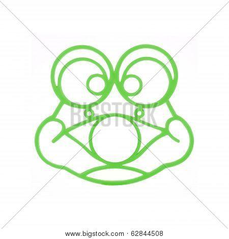 Frog Shape