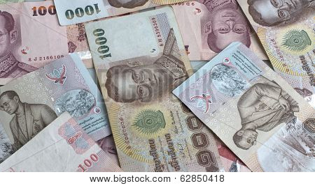 Thai Baht currency