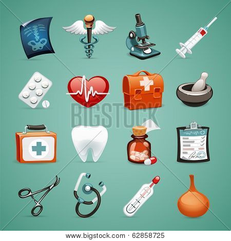 Medical Icons Set1.1