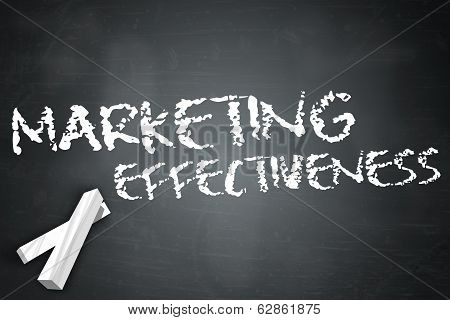 Blackboard Marketing Effectiveness