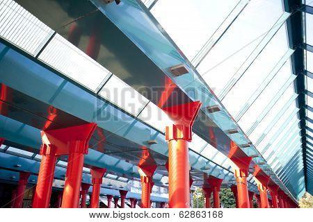 Cadorna Railroad, Milan