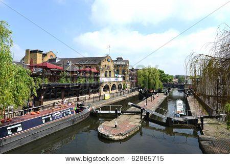 Camden Lock In London