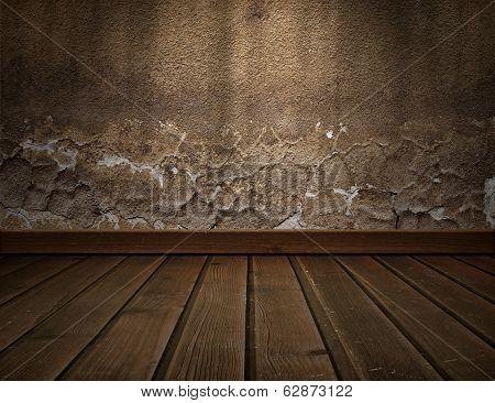 vintage wall