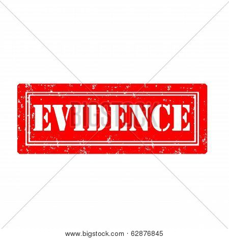 Evidence Red