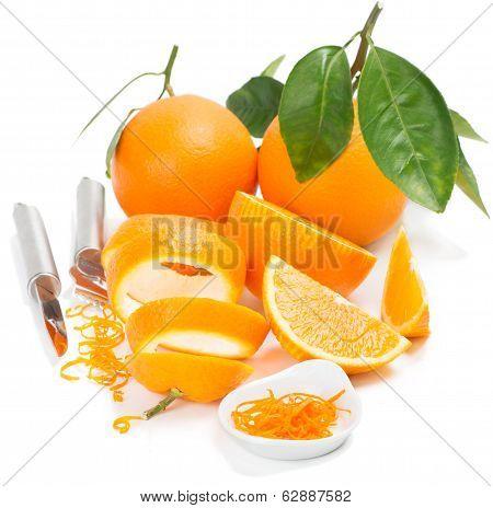 Orange And Zest