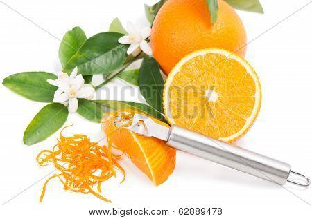 Orange With A Zest