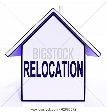 Relocation House Means New Residency Or Address