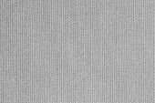 knitted woolen fabric of gray color