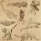 picture of apatosaurus  - DINOSAURS  - JPG