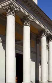 foto of luigi  - Columns of St - JPG