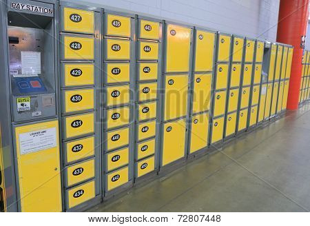 Coin Locker Melbourne