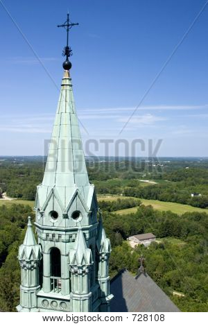 Holy Hill Steeple
