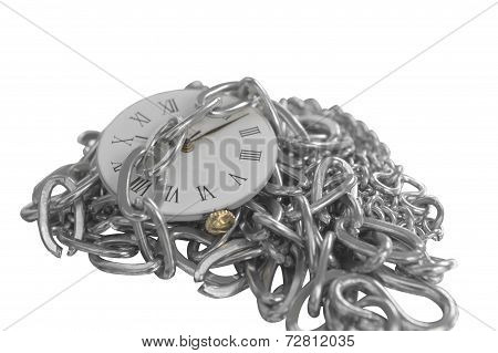 Chained clock