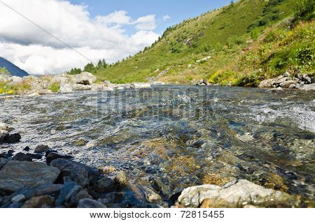 Alps Stream