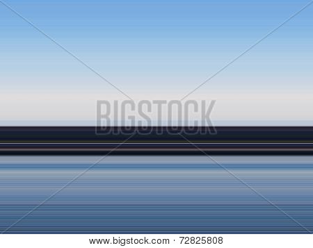Horizontal Stripe Background
