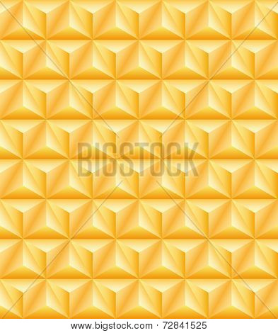 Tripartite Golden Pyramid Seamless Texture