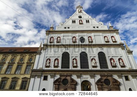 St Michael's Church, Munich