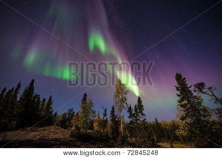 Yellowknife Aurora Borealis 2