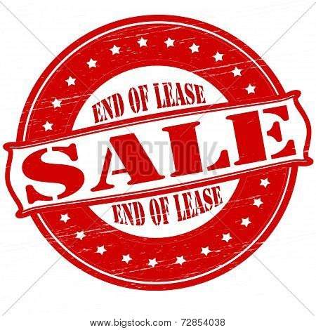 End Of Lease