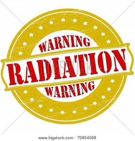 Warning Radiation