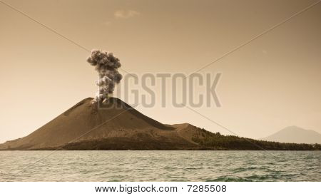 The Child Of Krakatoa