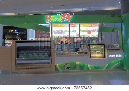 Boost shop