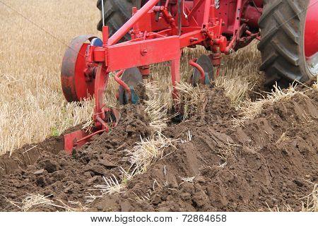 Vintage Plough.
