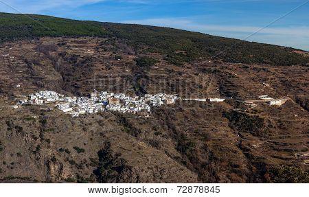 White Village Of Bayárcal,
