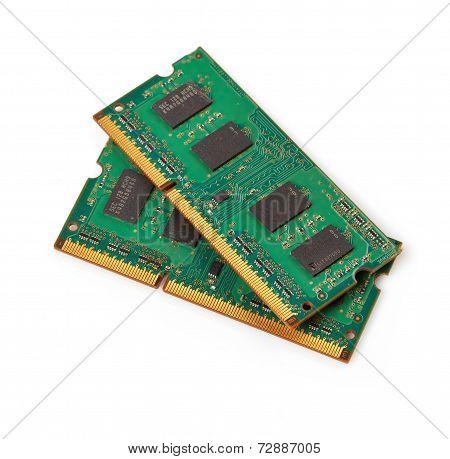 Computer Memory. Ram
