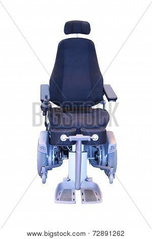 Electric Wheelchair.