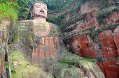 foto of shan  - Leshan Giant Buddha  - JPG