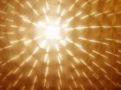 stock photo of gold glitter  - golden blink - JPG