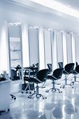 pic of hair comb  - Hair salon interior - JPG