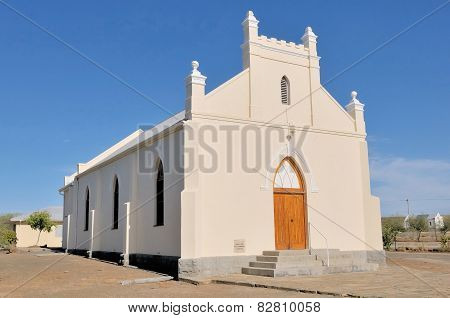 Dutch Reformed Church, Leeu-gamka